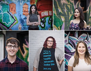 Jack.org Young Leaders Photos Package
